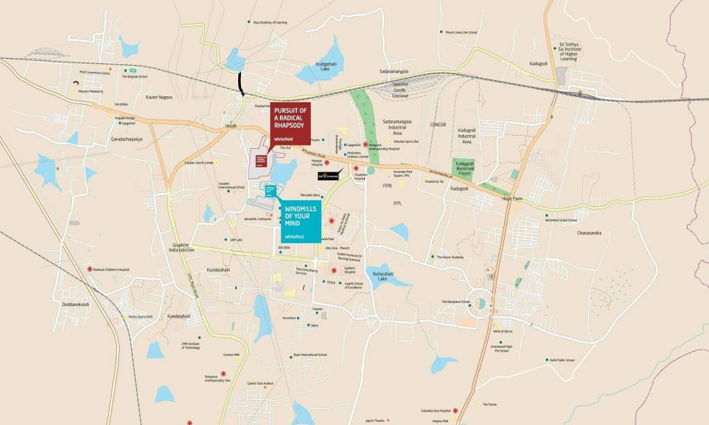 Total-Environment-Pursuit-of-a-Radical-Rhapsody-Whitefield-Location-Map