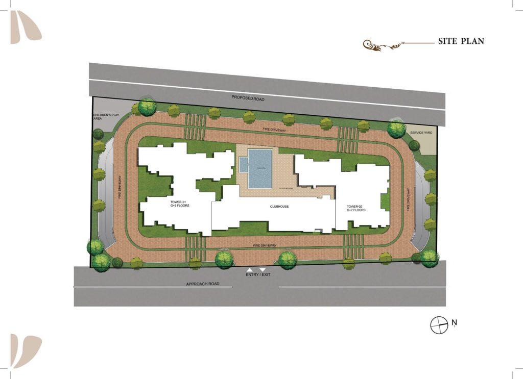 prestige-dolce-vita-Whitefield-Bangalore-Image-Master-Plan