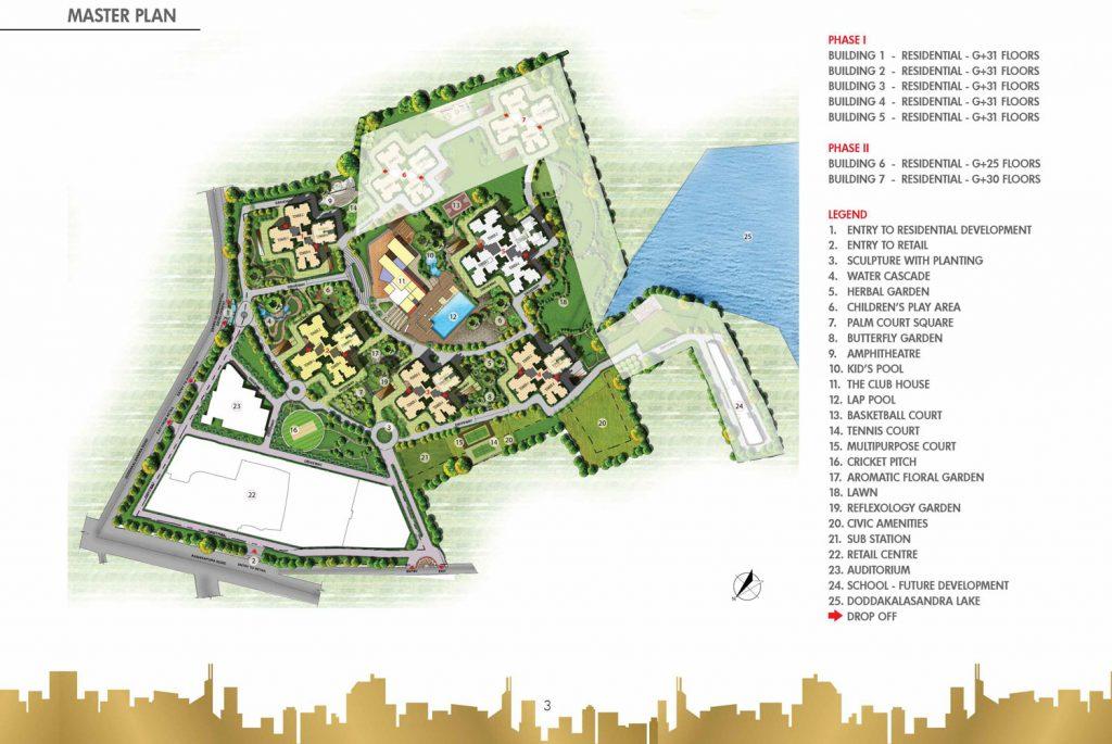 prestige-falcon-city-Kanakapura-rd-Bangalore-Image-Master-Plan