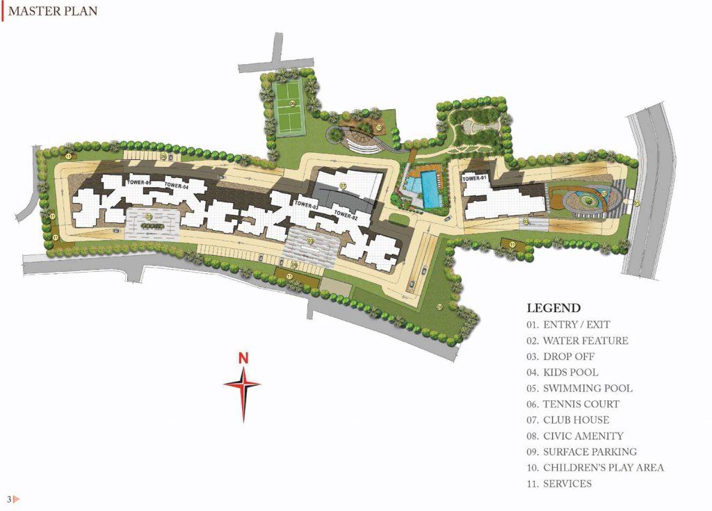 prestige-west-woods-Bangalore-Image-Master-Plan