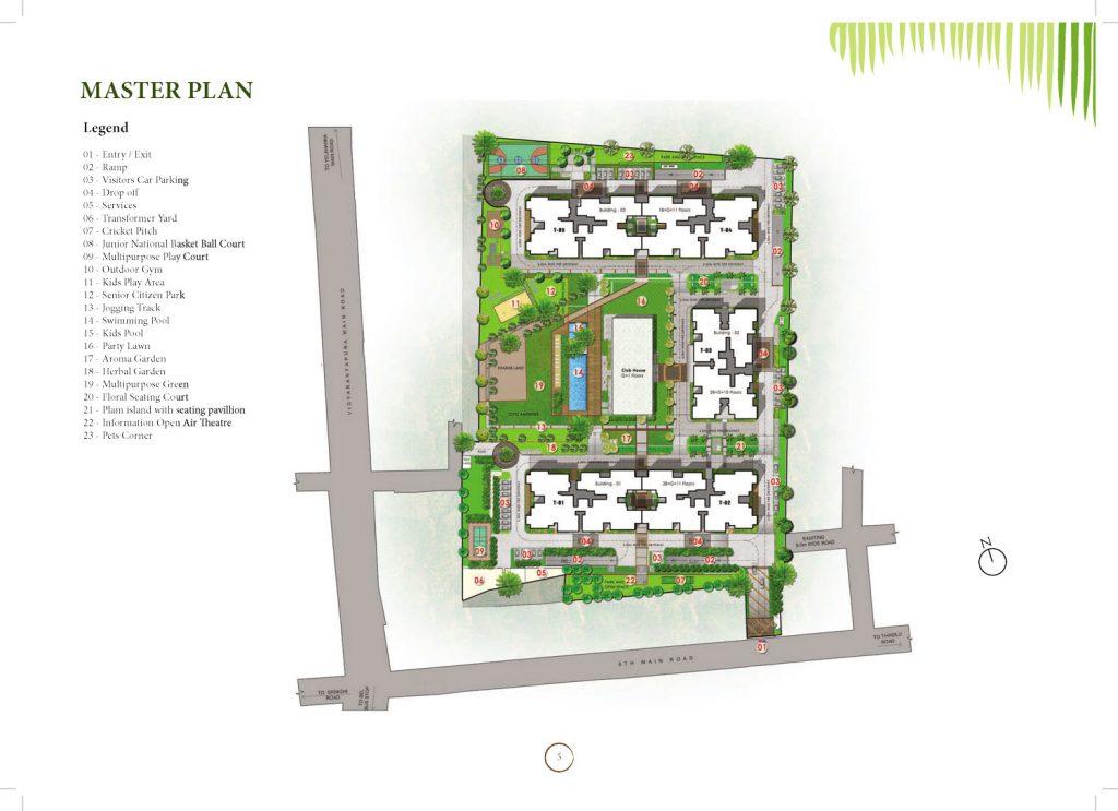 prestige-willow-tree-Vidyaranyapura-Bangalore-Image-Master-Plan