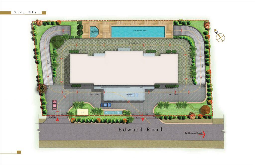 prestige-edwardian-Apartment-In-Vasanth-Nagar-Bangalore-Image-Master-Plan