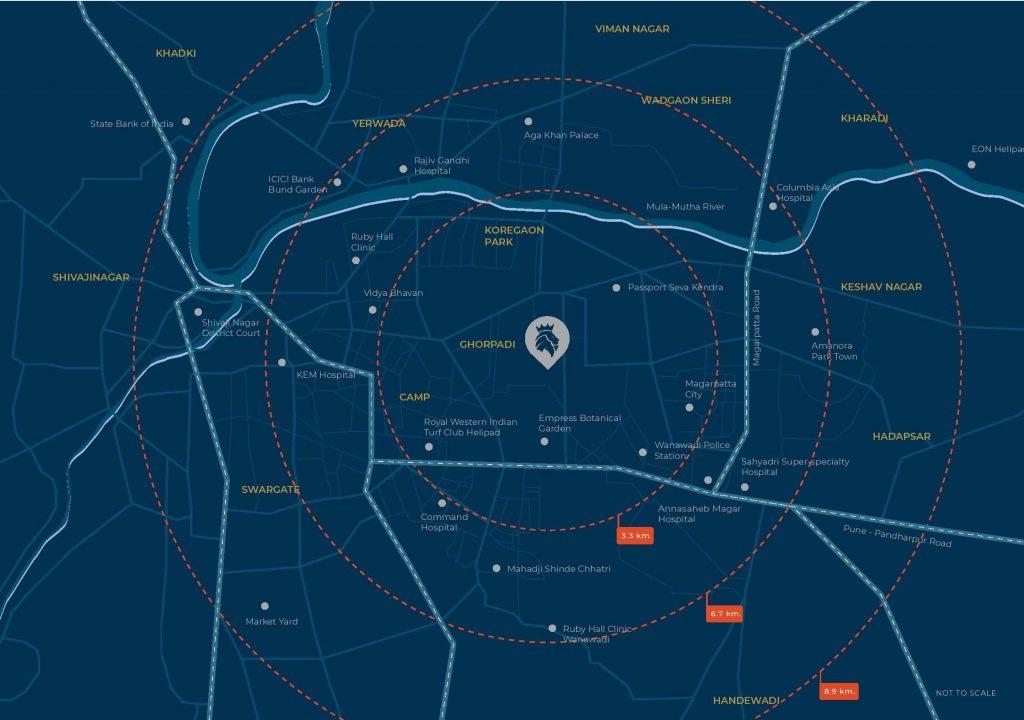 F_kohinoor_Presidentia_location_map