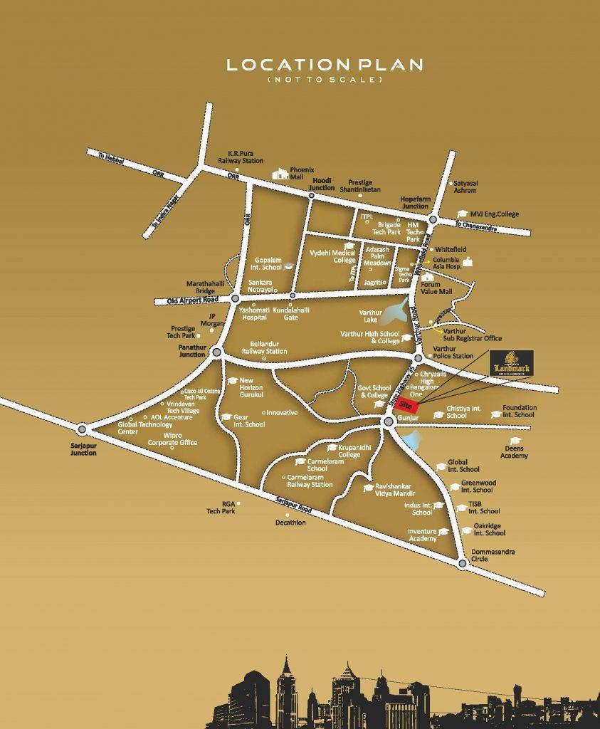 Candeur-Landmark-location