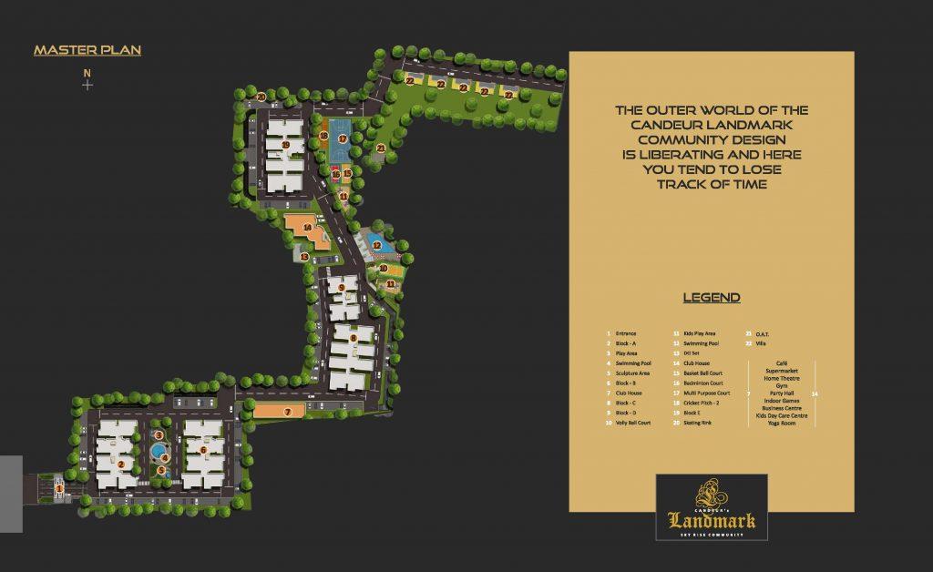 Candeur-Landmark-masterplan