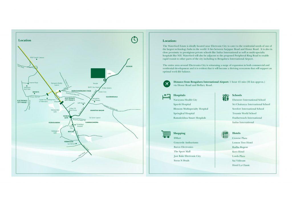 glenloch-waterford-estate-location