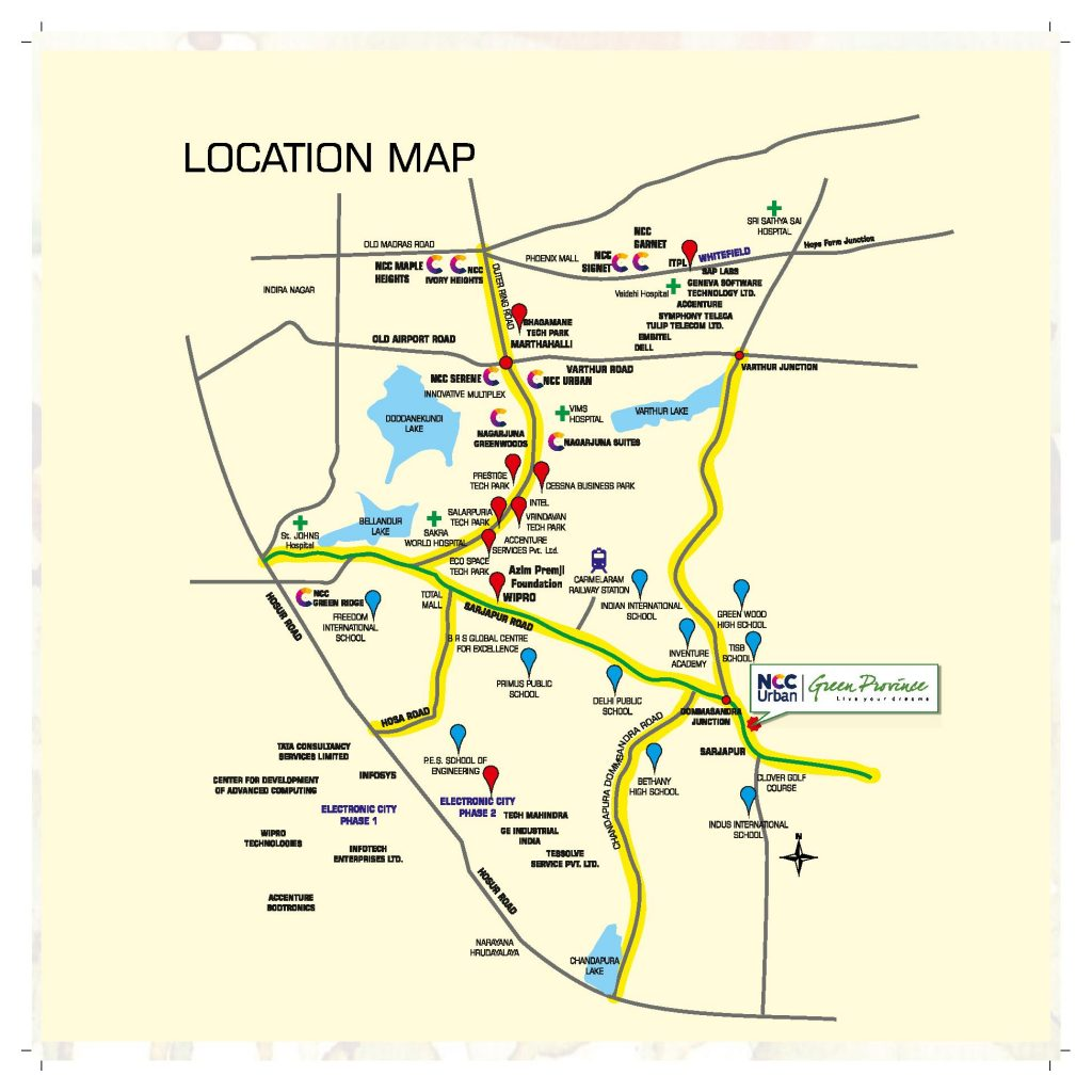 NCC-Urban-Green-Province-Location-Map